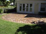 PEL paver patio